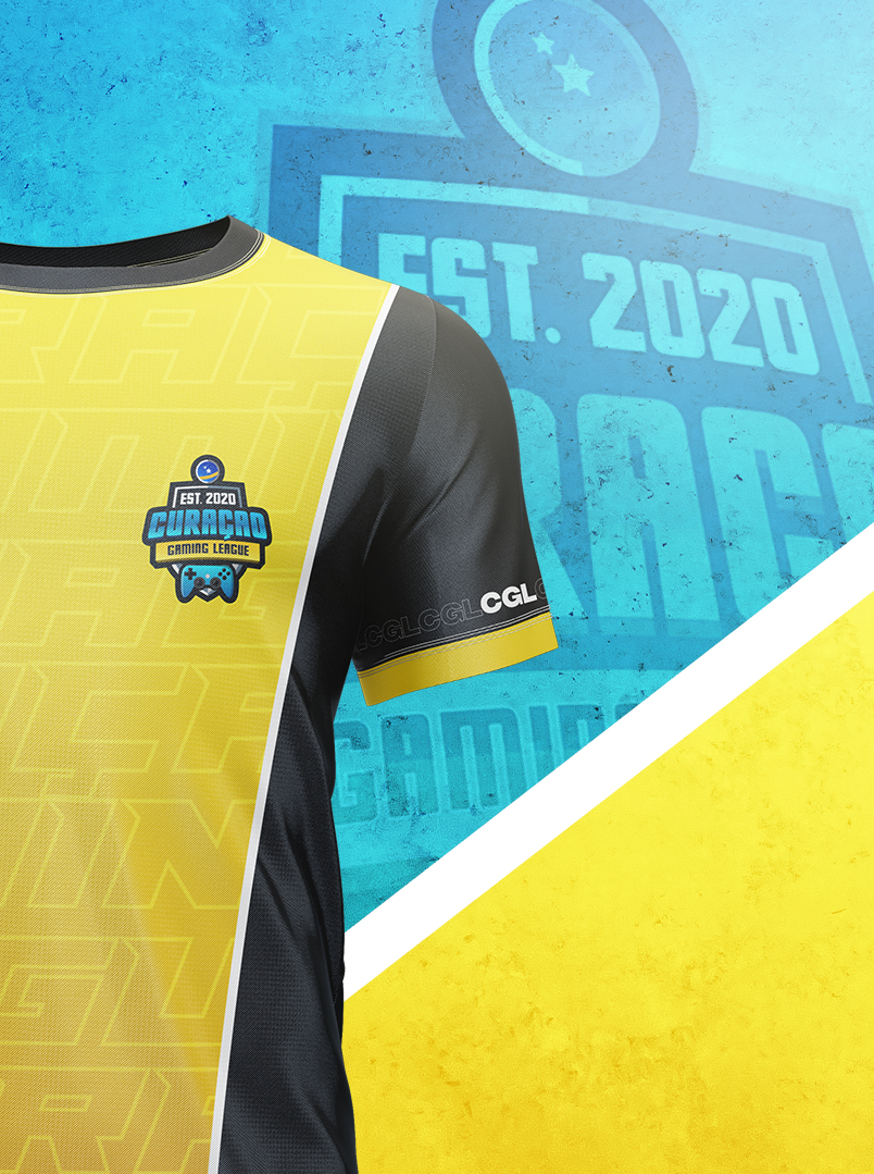 Brand identity for a national Gaming League